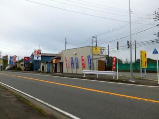 いずみ@相模大塚(9)かけそば270かき揚げ130.JPG