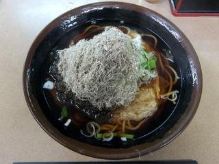 えびすや@横須賀中央(6)天ぷらとろろそば460.JPG