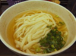 おにやんま@青物横丁(2)冷かけ並290麺半玉60レンコンとりミンチはさみ天ぷら200.JPG