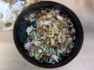 じょうなん亭@五反田(6)カレーセット600.JPG