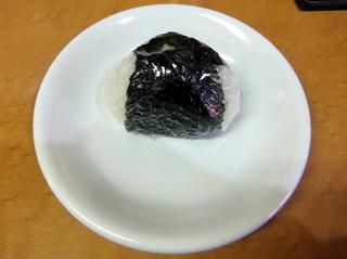 つくば本店@大宮(6)山菜そば350メンチ130はとう(辛し)125かきあげ天そば350牛しぐれ130.JPG
