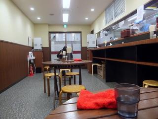 やしま葛西仮店舗@葛西(5)いか天そば400コロッケ150.JPG