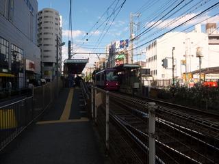 八起@町屋(1)ゲソそば350.JPG