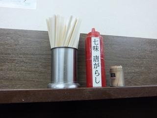 大黒そば@池袋(8)げそかき揚そば450.JPG