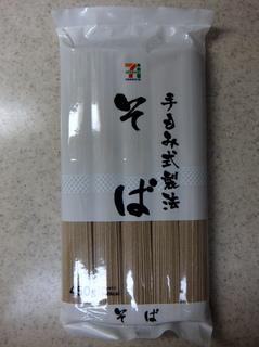 池田食品工業@福島県(1)手もみ式製法そば7&i販売.JPG