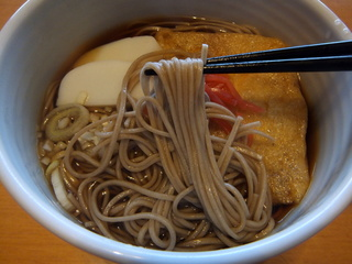 池田食品工業@福島県(5)手もみ式製法そば7&i販売.JPG