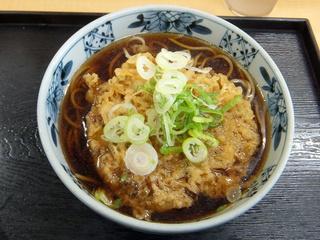 船食@京急田浦(8)天ぷらそば380.JPG