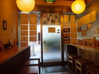 蕎麦たつ@泉岳寺(7)肉そば480ほうれん草100.JPG