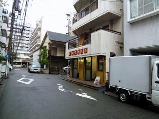 高田うどん店@京急川崎(1)そば260コロッケ80.JPG